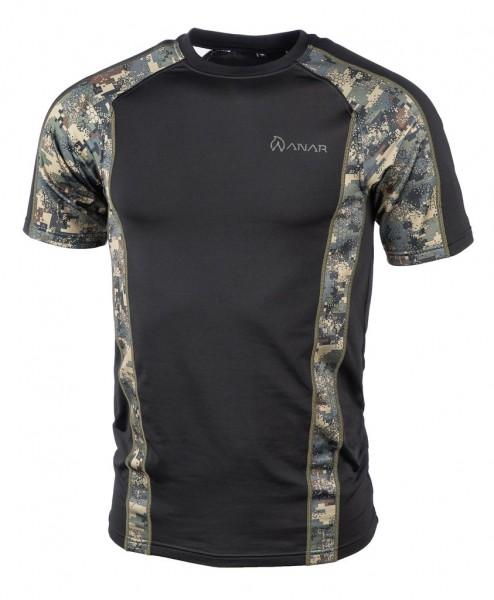 Anar T-Shirt Geassi schwarz