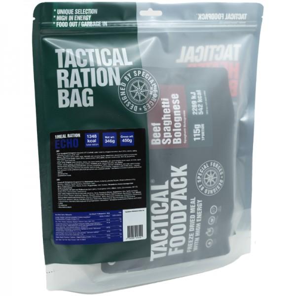 Tactical Foodpack Outdoor Nahrung 1-Gericht-Ration Echo