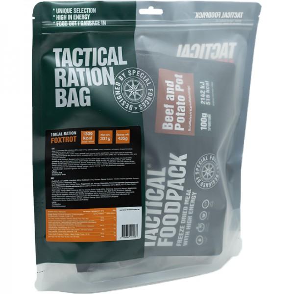 Tactical Foodpack Outdoor Nahrung 1-Gericht-Ration Foxtrot