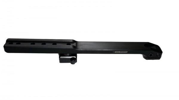 INNOMOUNT Brückenschwenkmontage SAUER 200 / Hebelverschluss 15mm Prisma/ PARD 008 / SA-Series