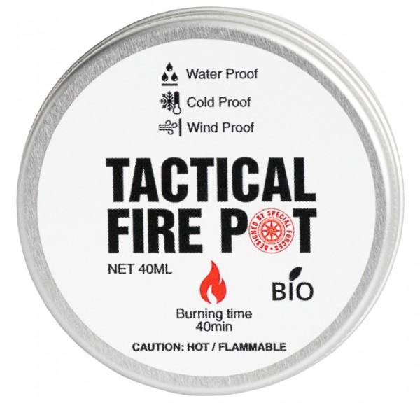 Tactical Foodpack Taktischer Feuerpot