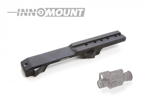 INNOMOUNT Schnellspannmontage MERKEL B3/B4/KR1/K3/K5 für PARD 008 / SA-Series