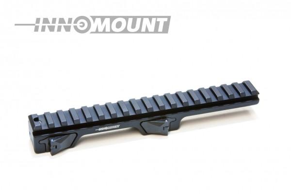 INNOMOUNT Schnellspannmontage SAUER303(Gen.I -2019)mit Schiene PICATINNY-LONG19cm/BH 20mm