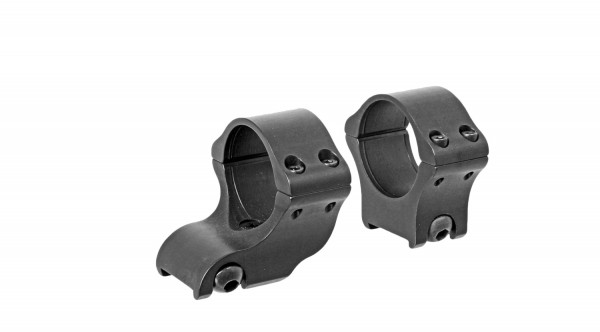 MAKipp Aufkippmontage-Festmontage zweiteilig gekröpft für CZ 550 mit 30mm Ringen