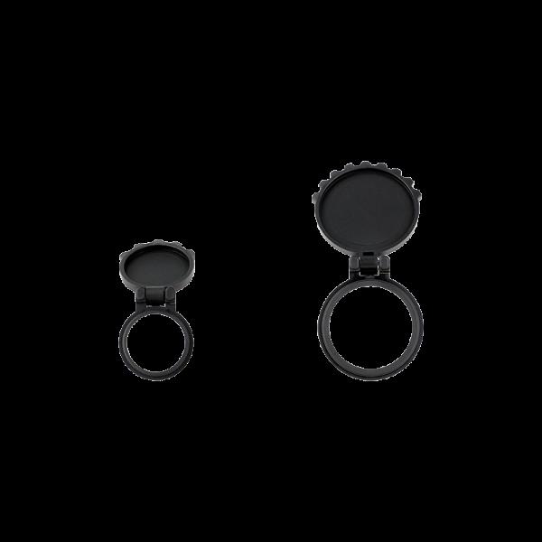 Steiner Flip-Up Cover Set Objektiv- und Okularschutzdeckel für Ranger Zielfernrohre