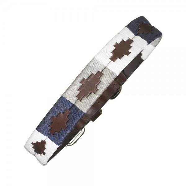 "pampeano Leder Hundehalsband ""Roca"""