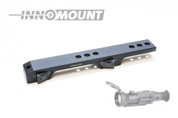 INNOMOUNT Schnellspannmontage MERKEL B3/B4/KR1/K3/K5 für DEDAL Hunter