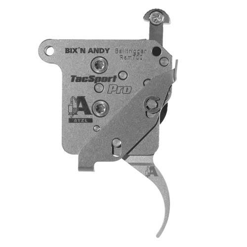 Bixn Andy TAC Sport Pro für Remington 700 Single-Stage mit Sicherung und Verschlussfang