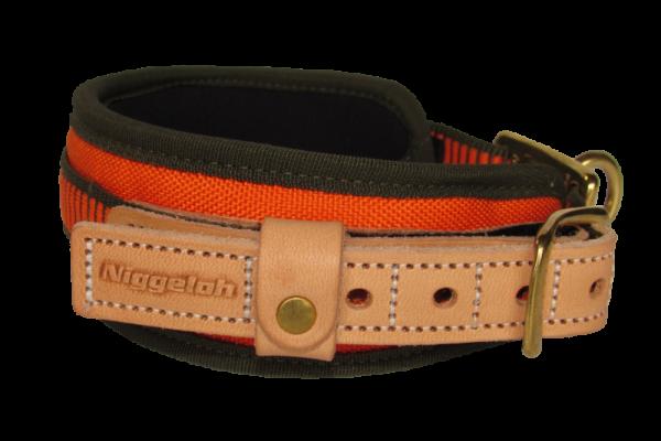 Niggeloh Schweißhalsung Standard Hunde-Halsband