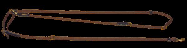 """Niggeloh """"2 in 1"""" Umhängeleine/Hundeleine 15mm"""