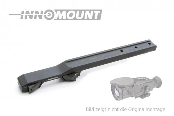 INNOMOUNT Schnellspannmontage TIKKA T3 f. Inf iRay X Sight/Liemke Sperber 50/64/Lahoux Scope