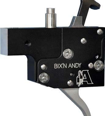 Bixn Andy Kugel-/Feinabzug Sako S491 / M591 / Tikka Master-Series, Sicherung, Verschlussfang