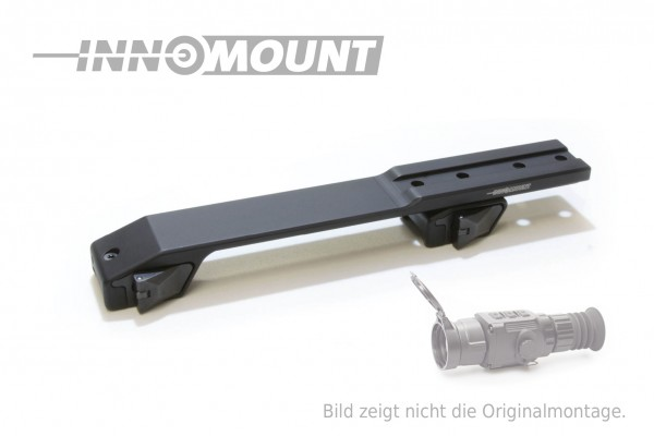 INNOMOUNT Schnellspannmontage Picatinny/Weaver-längenverstellbar- für Inf iRay SAIM SCP19/SCL35/SCT3