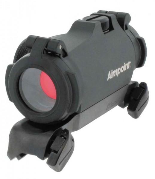 Aimpoint Micro H-2 2MOA mit BLASER Sattelmontage