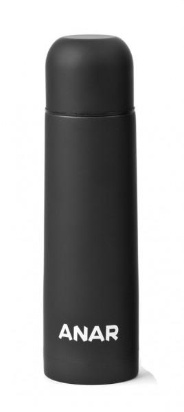 Anar Edelstahl-Thermosflasche PRO 0,75L
