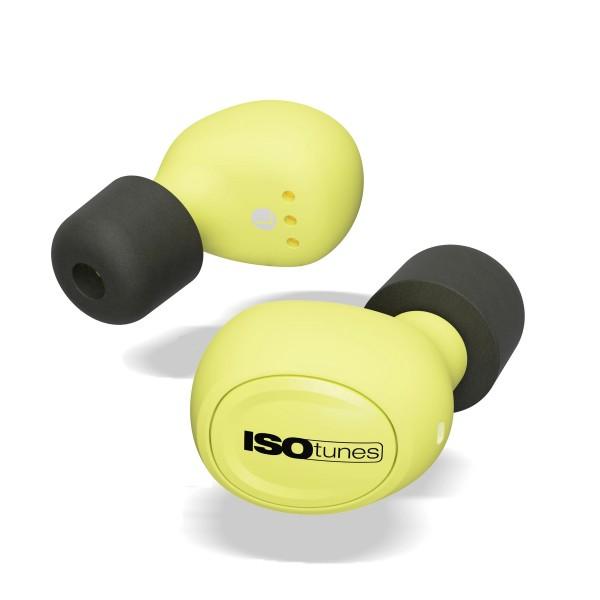 Isotunes Free Industrial EN352 kabelloser Bluetooth-Gehörschutz Ohrstöpsel