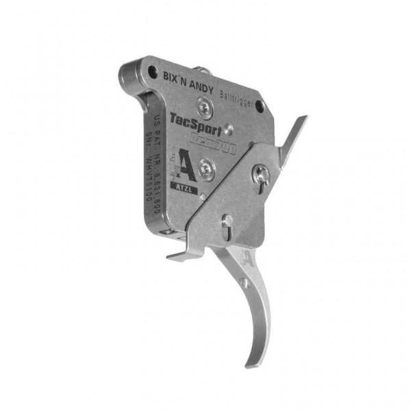 Bixn Andy Kugelabzug Remington 700 TAC Sport Two Stage mit Sicherung und Verschlussfang