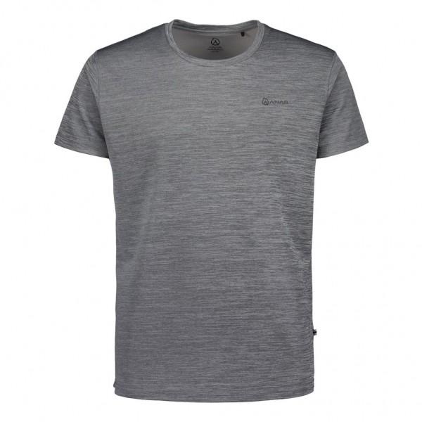 Anar Herren T-Shirt Dahkki grau