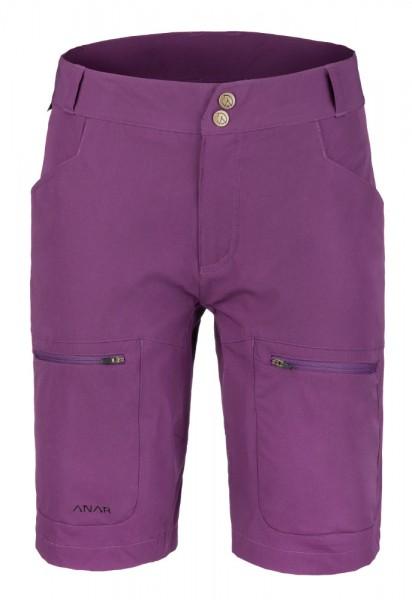 Anar Damen Shorts Gahta violett