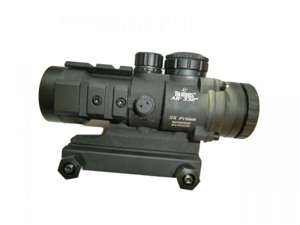 Burris Speeddot AR 332 Ballistic CQ 3x32