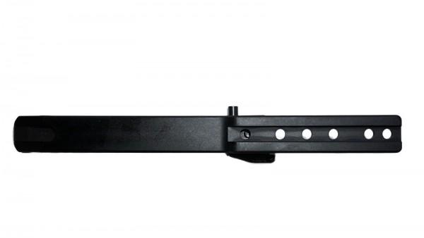 INNOMOUNT Brückenschwenkmontage HEYM SR20 / Hebelverschluss 15mm Prisma/ PARD 008 / SA-Series