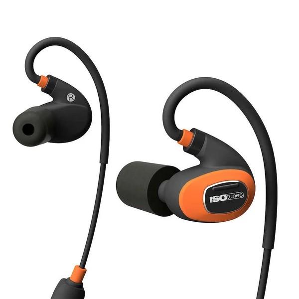Isotunes PRO 2.0 EN352 Bluetooth-Gehörschutz orange