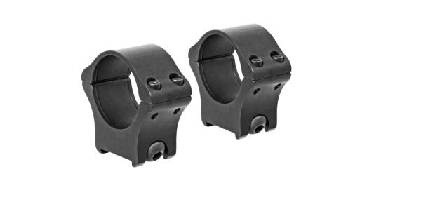 MAKipp Aufkippmontage-Festmontage zweiteilig für CZ 527 mit 30mm Ringen