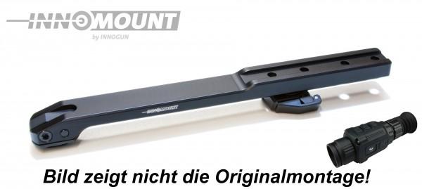 INNOMOUNT Brückenschwenkmontage MERKEL SR1 Basic / Hebel 15mm Prisma / PARD 008 / SA-Series