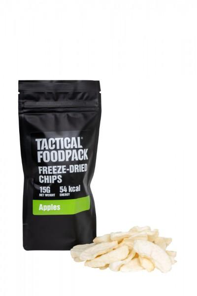 Tactical Foodpack Outdoor Apfelchips