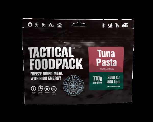 Tactical Foodpack Outdoor Nahrung Thunfisch Pasta