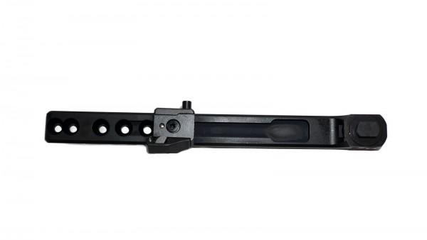 INNOMOUNT Brückenschwenkmontage SWISS ARMS SHR970 / Hebel 15mm Prisma/ PARD 008 / SA-Series