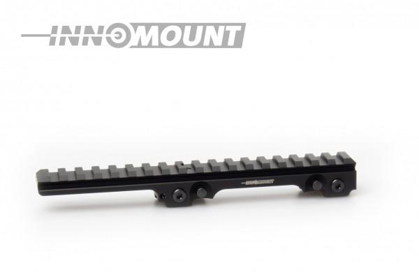 INNOMOUNT Schnellspannmontage SAUER 404/SAUER303(Gen.II)Schiene PICATINNY-LONG 19cm/BH 20mm